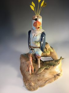 Artists Roost Ceramics - Handmade Whimsical Clay Characters